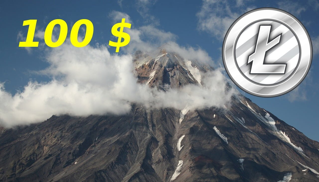 Litecoin przekroczył 100$
